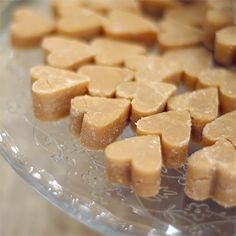 Scottish Tablet Hearts, £1.00 for 4