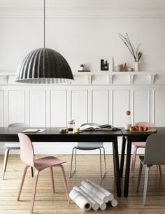 Adaptable - Modern Scandinavian Design Dining Table by Muuto - Muuto | TAF Architects
