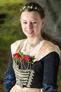Trachtenschneiderei Anna Haibel   Schliersee   Mieder