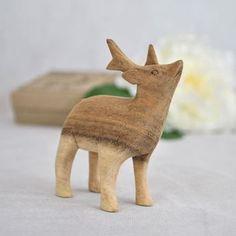 Venta de Figura alce madera