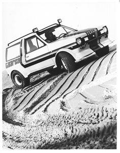 Ford Fiesta Tuareg (Ghia), 1978