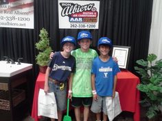 They loved the hats. Washington County Fair, Football, Hats, Fashion, Soccer, Moda, Futbol, Hat, Fashion Styles
