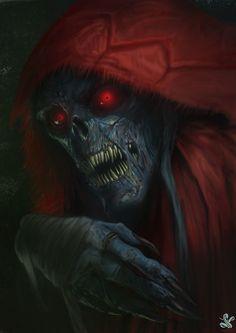 creaturesfromdreams: Mumm Ra by Saad Irfan