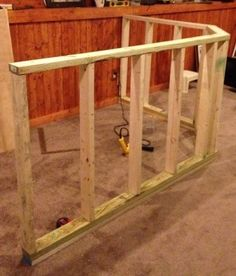 Building My Basement Bar   Woodworking Talk   Woodworkers Forum