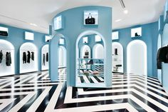 Design Innova: Uma Boutique Italiana em Hong Kong