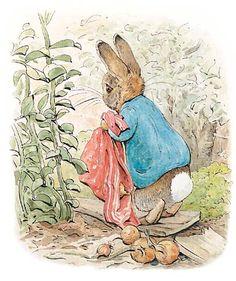 Beatrix Potter: Quotes By 'Peter Rabbit' Author, Illustrator On Her Birthday Beatrix Potter Illustrations, Alfabeto Animal, Beatrice Potter, Peter Rabbit And Friends, Benjamin Bunny, Jolie Photo, Children's Book Illustration, Illustrators, Art Prints
