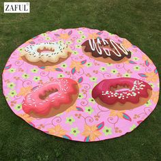ZAFUL 2017 Hot Sales Bikini Beach Donut Cover Up Round Sarong Wrap Robe De Bain Swimsuit Cover Ups Pareos Beach Sarongs Mats
