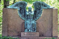 Haserot Angel, Lakeview Cemetary - Cleveland