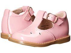 FootMates Harper (Infant/Toddler) Yellow Patent - 6pm.com