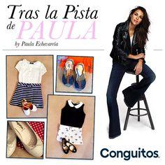 ¡¡Paula Echevarría escoge Conguitos renovar el armario de su peque esta primavera!! Todos los detalles en su blog 'Tras la pista de Paula' ➡ http://paula-echevarria.blogs.elle.es/2015/03/24/para-mi-peque-1a-parte/