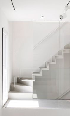 Beautiful staircase by Matteo Inches.