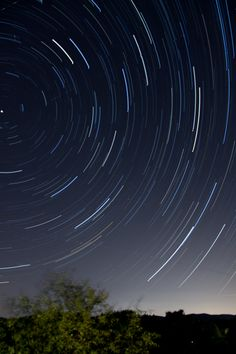 How to Take Star Trail Photos - and edit tutorial :)