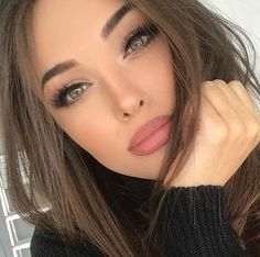30 trendy makeup looks natural young – Makeup Styles Makeup Tips, Beauty Makeup, Hair Beauty, Eye Makeup, Makeup Ideas, Makeup Style, Simple Makeup, Natural Makeup, Elegant Makeup