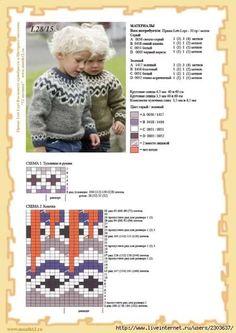 hahahahha cute little babes. Baby Boy Knitting Patterns, Fair Isle Knitting Patterns, Fair Isle Pattern, Knitting Charts, Knitting For Kids, Free Knitting, Knitting Projects, Baby Knitting, Tejido Fair Isle