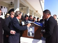 Ayhan Erel Ağabeyimizin Cenaze Töreni