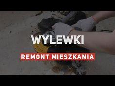Remont mieszkania #4 - usuwanie subitu, wylewki, równanie podłogi - YouTube Youtube, Youtubers, Youtube Movies