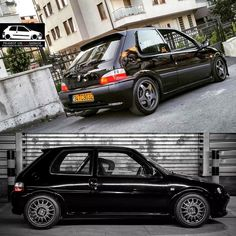"""""""Still want one, purely for track days! Peugeot 106, Car Volkswagen, Hot Cars, Corvette, Cars And Motorcycles, Luxury Cars, Pugs, Mustang, Classic Cars"""