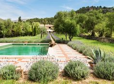 Fabulous House With A Garden In Spain