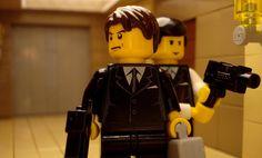 Criações em Lego inspiradas em filmes | Criatives | Blog Design, Inspirações, Tutoriais, Web Design