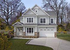 Stanley Martin Custom Homes | Bristol Model  WeBuildOnYourLot.com