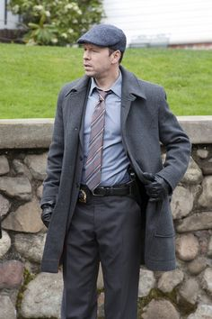 Danny Reagan from Blue Bloods (Donnie Wahlberg)/.like the hat.