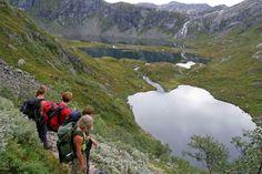 Imponerende Bjørndalsetra Mountains, Nature, Travel, Summer, Naturaleza, Viajes, Destinations, Traveling, Trips