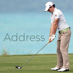 """흔히들 애기하는 """"힘을 빼라""""는 것은 무엇을 의미하며 어떻게 할수 있을까? 골프 스윙은 어깨의 회전에 의... Golf Chipping, Golf Putting, Good Posture, Golf Irons, Golf Outfit, Golf Tips, Golf Ball, Sports, Let's Golf"""