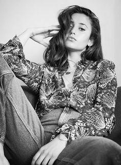Styling Yvonne Schippke / Model Holly Becker