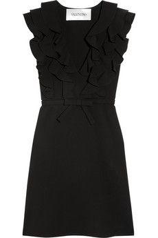 Valentino...I love a little black dress