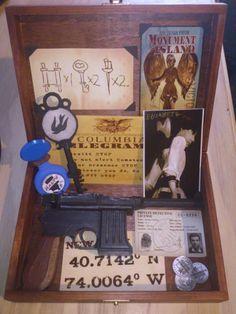 Booker DeWitt's Box from Bioshock Infinite Gift