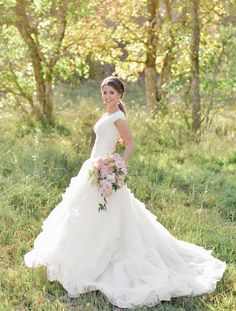 Spring 2015 Wedding Dress Trends | Mine Forever