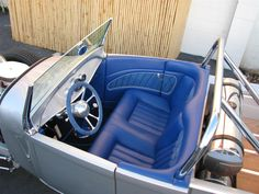 1929 Ford Roadster pickup Interior