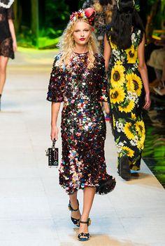 Лучших изображений доски «Dolce Gabbana»  153   Fashion show, High ... 65d16eda731