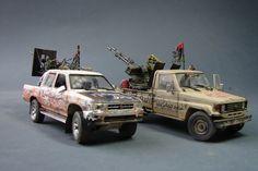 Toyota Land Cruiser Ливия 2011