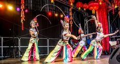 Dublin Chinese New Year Festival 2014 In Meeting House Square [Temple Bar] -  #infomatique