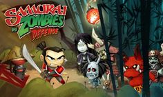 samurai vs zombie   Temple Run Brave, Samurai vs Zombies, and much more games coming to ...