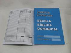 Caderneta de Relatório Geral