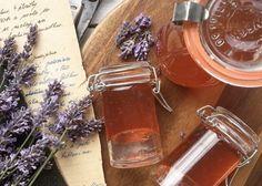 #sirup #levandule #primafresh Mason Jars, Homemade, Mugs, Tableware, Dinnerware, Home Made, Cups, Tumblers, Canning Jars