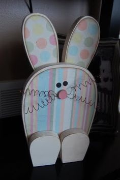 bunny...since I don't paint....this is an option for me...lol