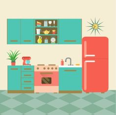 Find Flat Retro Kitchen Checkered Floor Vector stock images in HD and millions of other royalty-free stock photos, illustrations and vectors in the Shutterstock collection. Thousands of new, high-quality pictures added every day. Lotus, Checkered Floors, Royalty Free Stock Photos, Images, Flooring, Retro, Illustration, Design, Pictures