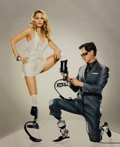 Mr und Mrs Cyborg