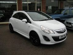 Vauxhall corsa 2011 limited edition.