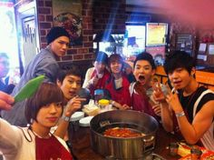 TEEN TOP with ANDY!