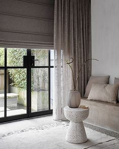 Drapery, Blinds, Windows, Blog, Interior, Inspiration, Home Decor, Bedroom Curtains, Perspective