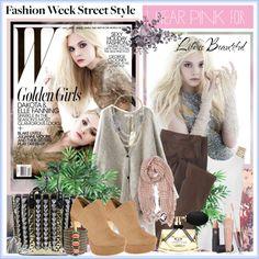 """""""Dakota & Elle Fanning Fashion"""" by fashiontake-out on Polyvore"""