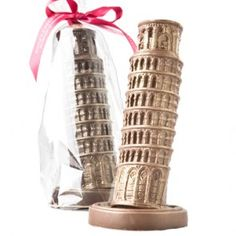 Chocolate Leaning Tower of Pisa