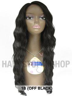 Vivica A Fox Natural Baby Hair Lace Front YUCERA Wig