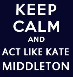Kate Middleton #Royality
