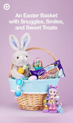 Your Little Bunny Knows What They Want So Why Not Fill Their Easter Basket With All The Things Ve Been Hoping For This Spring