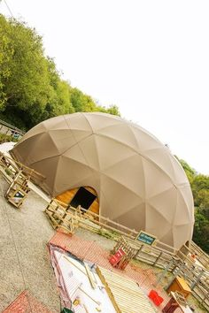 Picture of Geodesic Dome